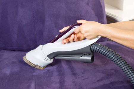 Upholstery cleaning in Madison Park by Continental Carpet Care, Inc.