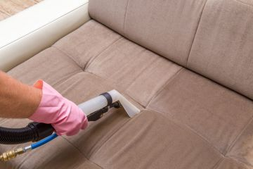 Sofa Cleaning in Broadway by Continental Carpet Care, Inc.