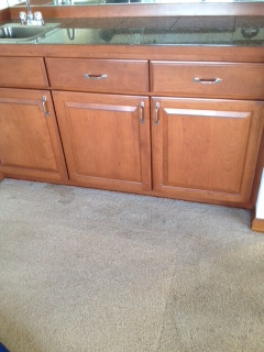 Before & After Carpet Cleaning Bellevue, WA